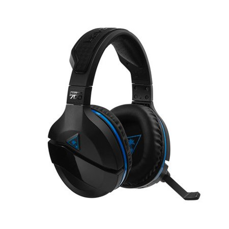 Playstation Bluetooth Headset (Turtle Beach Stealth 700 Wireless Bluetooth Noise-Canceling Headset for PS4, PC)
