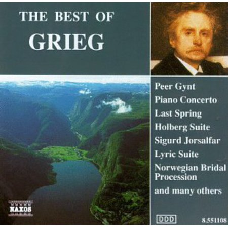 Best of Grieg (Grieg Concerto In A Minor Sheet Music)
