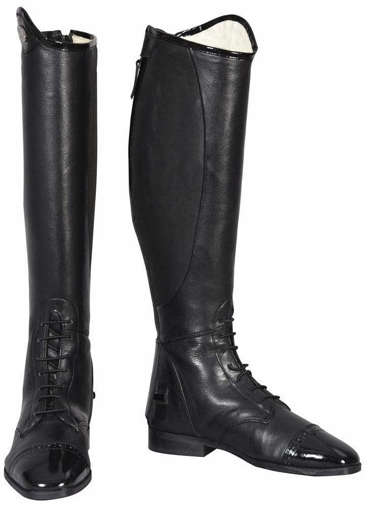 TuffRider Regal Patent Field Ladies Boot