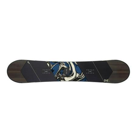 HEAD Unisex RUSH Snowboard, Size: 159W (333509-159W) ()