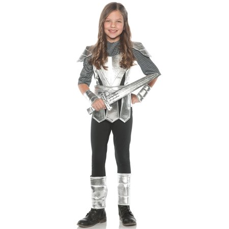 Girl Knight Child Costume for $<!---->