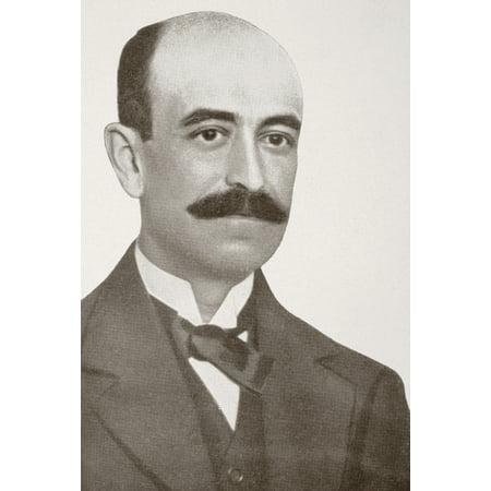 Manuel De Falla Y Matheu 1876 1946 Spanish Composer From La Esfera 1914 Canvas Art - Ken Welsh Design Pics (11 x 17)