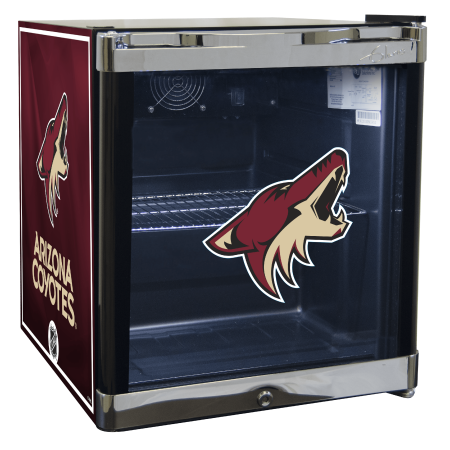 NHL Refrigerated Beverage Center 1.8 cu ft- New Jersey Devils by
