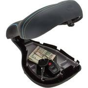 Bell Sports Comfort Storage Bike Seat / Saddle, Black