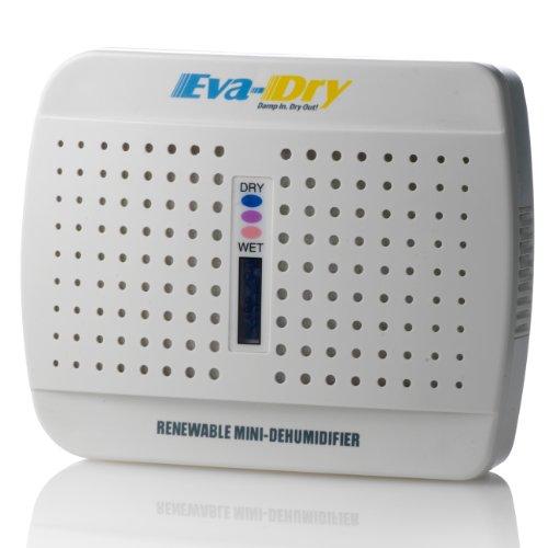 Eva-Dry 333 Cu Ft Renewable Mini Dehumidifier