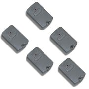 5 Pack - GTO Rb741 Gate Opener / GTO Gate Opener - Remote Controls