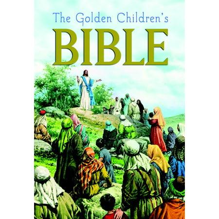 The Golden Children's Bible - Good Children's Halloween Stories