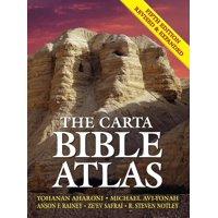 The Carta Bible Atlas (Hardcover)