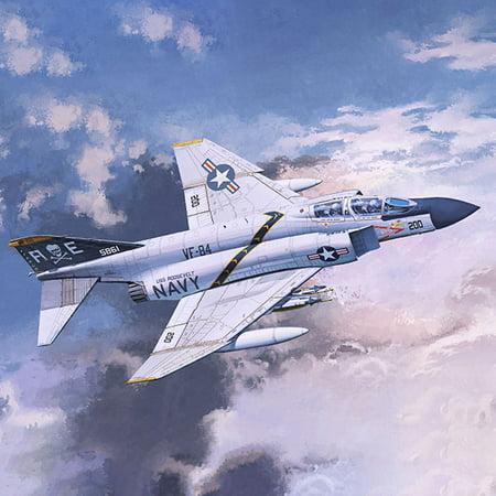 Academy Scale (Academy 12529 F-4J Phantom II VF-84 1/72 Scale Plastic Model Kit )