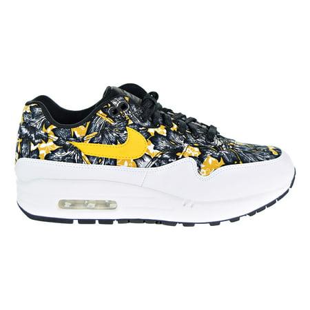 Nike - Nike Air Max 1 QS Women s Shoes White University Gold Black ... 215e168e89b31