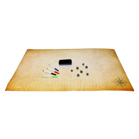 DnD Battle Mat Dungeons and Dragons Board Game Play Mat Set](All Halloween Games Play)