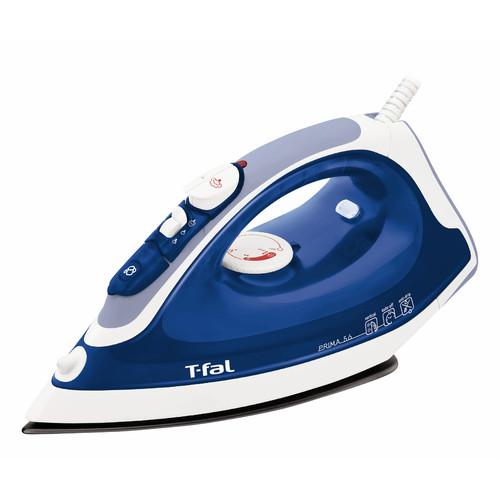T-fal Prima Steam Iron, Blue, FV3756003