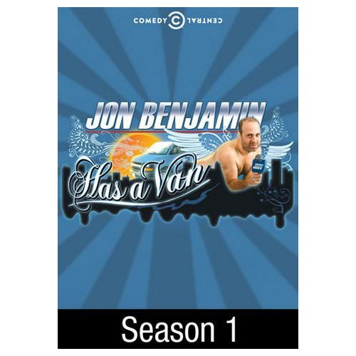 Jon Benjamin Has a Van: Season 1 (2011)