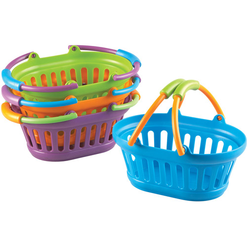 Learning Resources New Sprouts Stack Of Baskets, 4-Pack