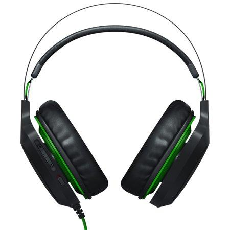 Electra 7.1 V2 Gaming Headset Analog Digital Surround Sound Custom Tuned Drivers Headphone with Mic - image 1 de 7