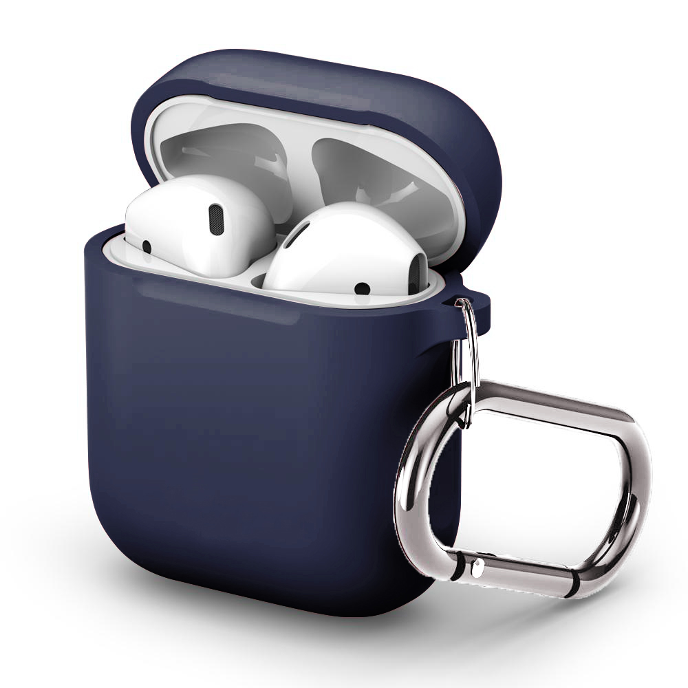 2020 Newest Silicone Cover Case 2 1 For Apple Airpods P U