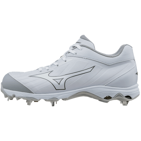 Predator White Cleats - Mizuno 9-Spike Advanced Sweep 3 Softball Cleat
