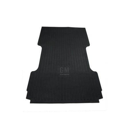 Gmc Sierra Short Bed (GM 17803370 Bed Mat GMC Sierra Chevrolet Silverado 5.8 Foot Short)