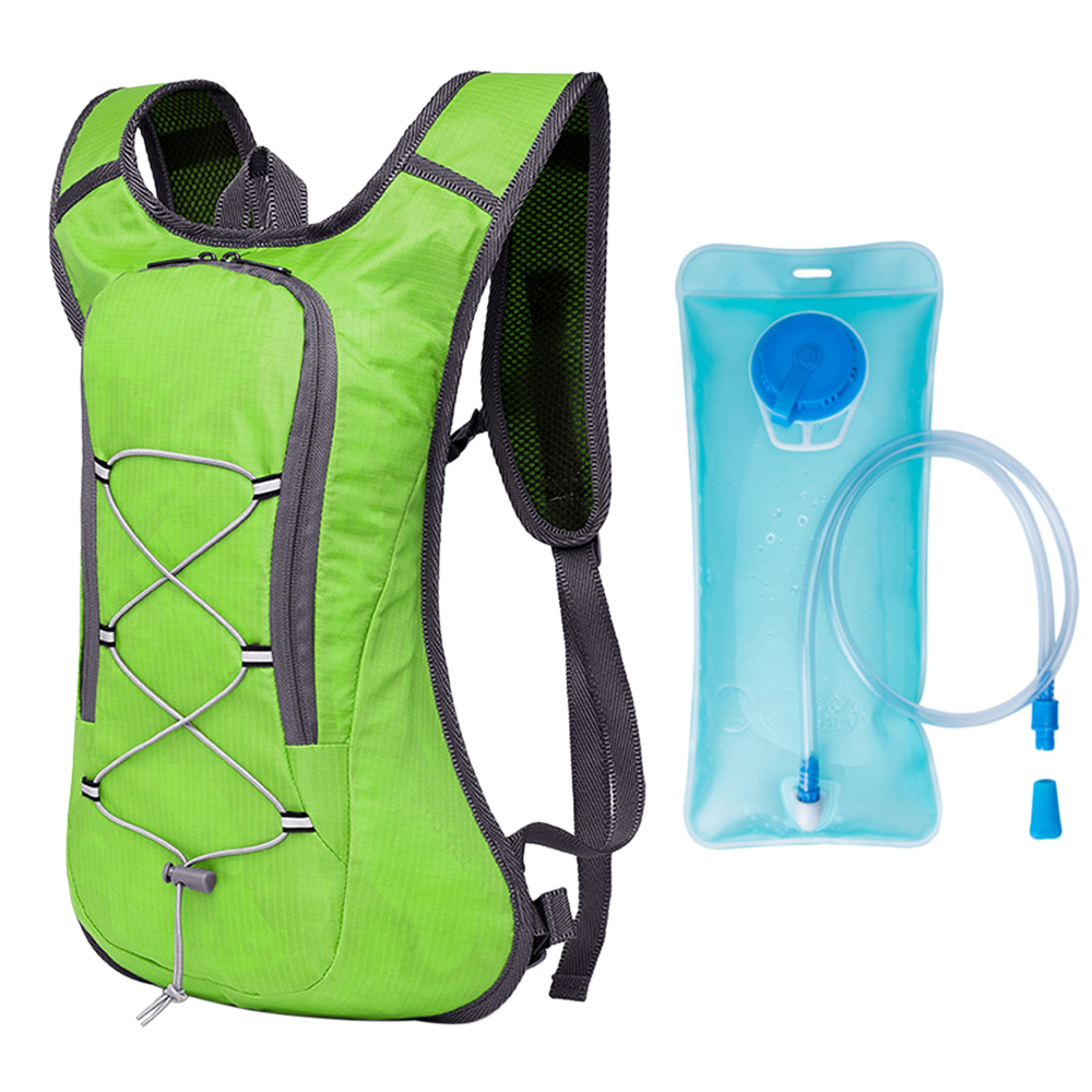 Outdoor Water Bladder Bag Hydration Backpack Pack Hiking Camping Cycling