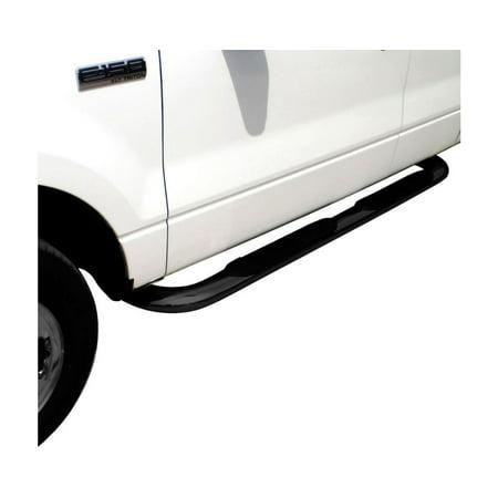 Westin 2015-2018 Chevy Silv 25/3500 Crew Cab (Body Mount) Platinum 4 Oval Nerf Step Bars -