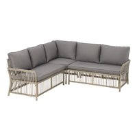 3-Piece Better Homes & Gardens Belfair Outdoor Wicker Sectional Set
