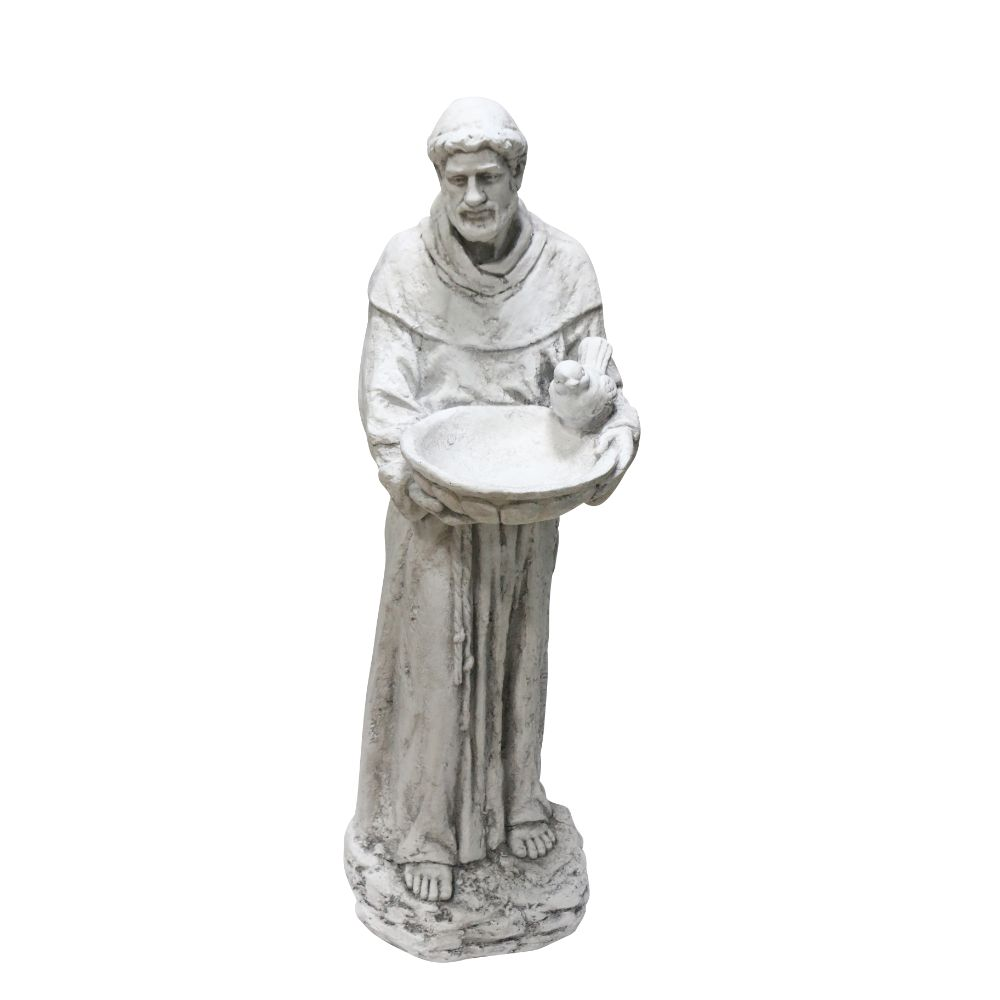45 Inch St. Francis Statue by Benzara