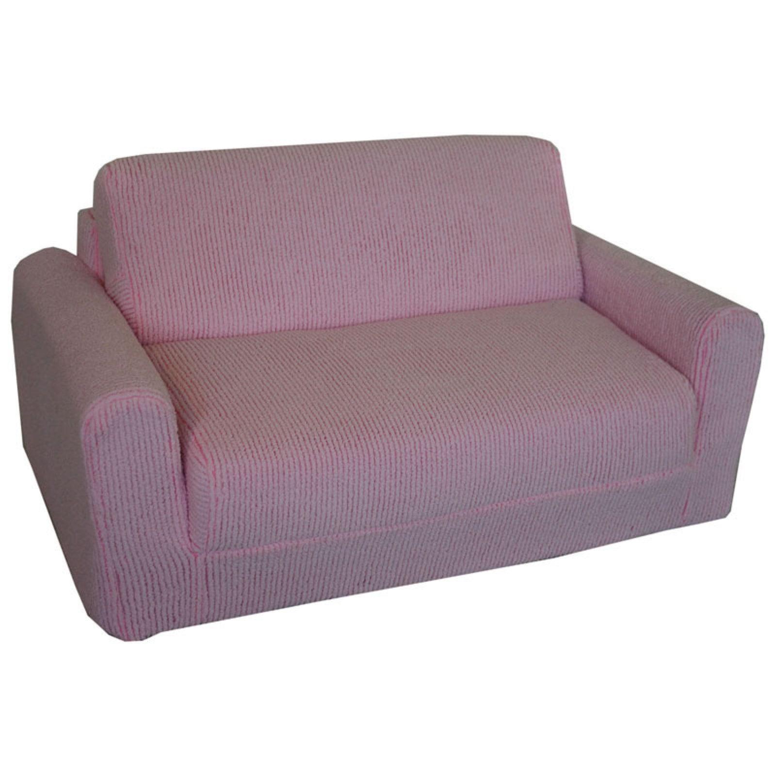 Fun Furnishings Chenille Sofa Sleeper by Fun Furnishings