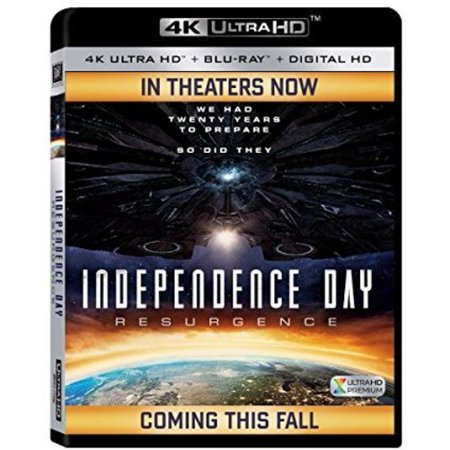 Independence Day  Resurgence  4K Ultra Hd