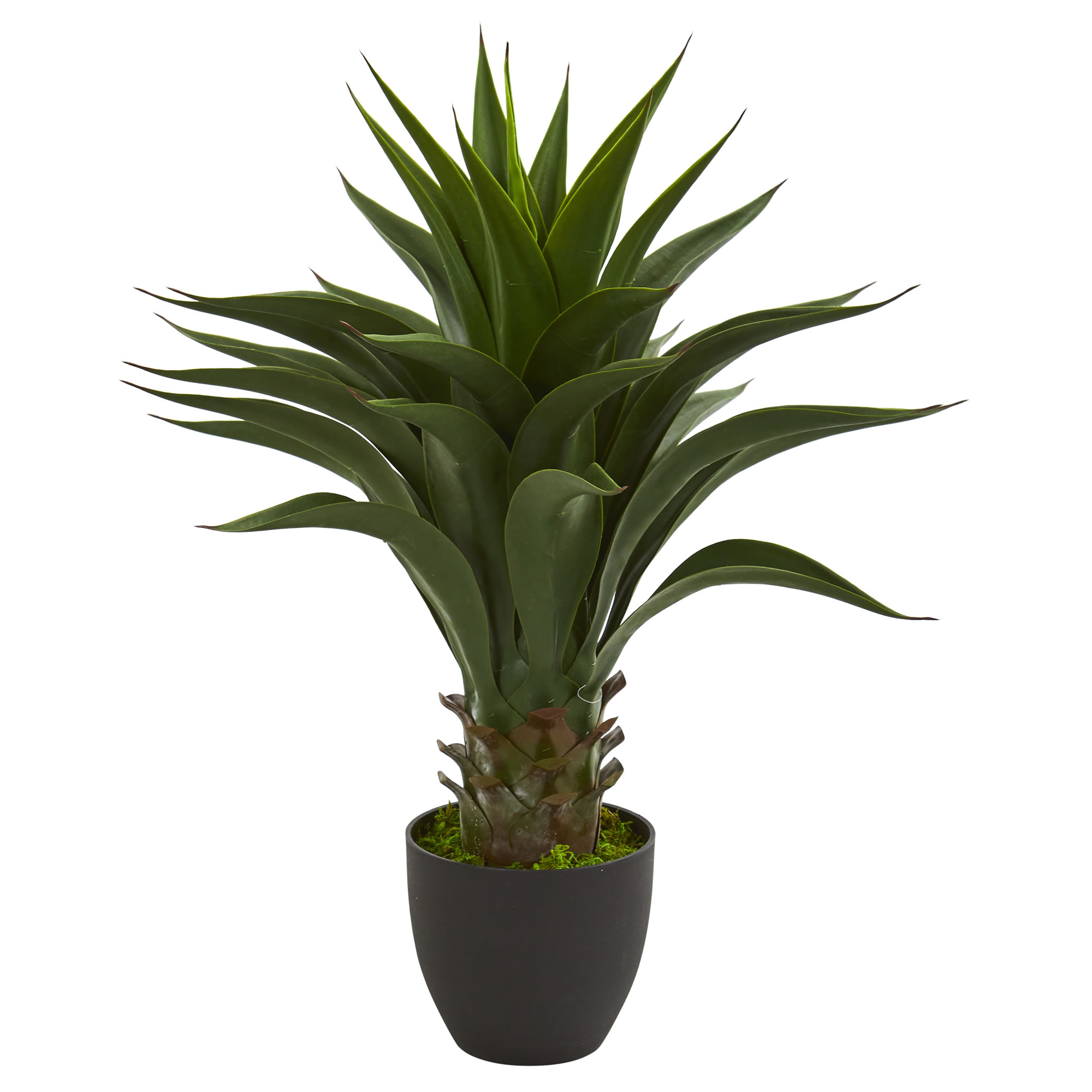 """Nearly Natural 28"""" Agave Artificial Plant"""