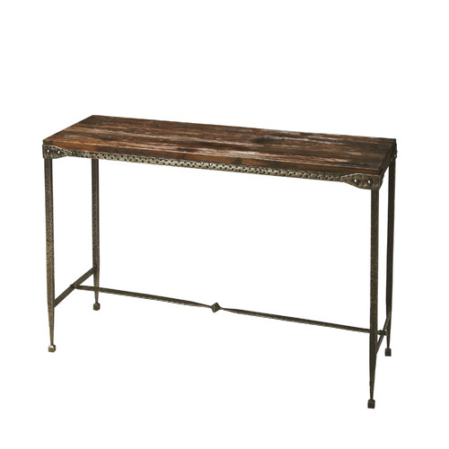 Loon Peak Bradner Accacia Console Table
