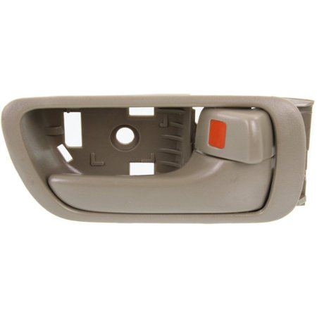 New interior door handle plastic front right fits 2002 06 - 2002 toyota camry interior door handle ...