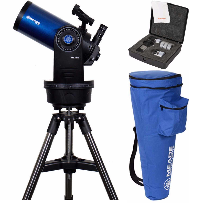 Meade ETX 125  Observer Telescope & Tripod (205005) W/Astromaster Eyepieces Kit