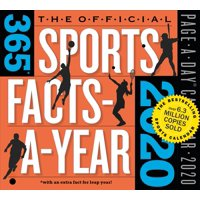 2020 the Official 365 Sports Facts-a-year Page-a-day Calendar
