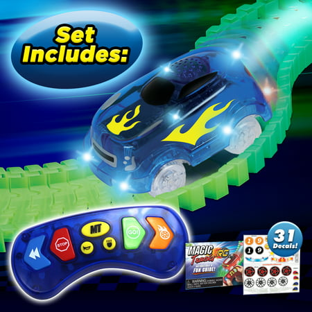 Magic Tracks Remote Control Car