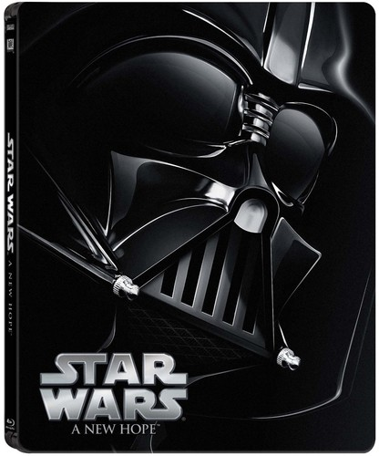 Star Wars: Episode IV: A New Hope (Steelbook) (Blu-ray)