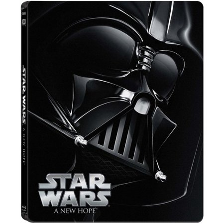Star Wars: Episode IV: A New Hope (Steelbook) (Blu-ray) - Halloween Wars Episode 1