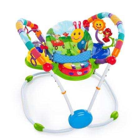 72655446cae8 Baby Einstein Neighborhood Friends Activity Jumper - Walmart.com