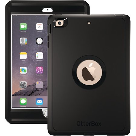 Refurbished OtterBox 77-50972 Apple iPad mini Case Defender Series, Black (Ipad 2 Otterbox Replacement Parts)
