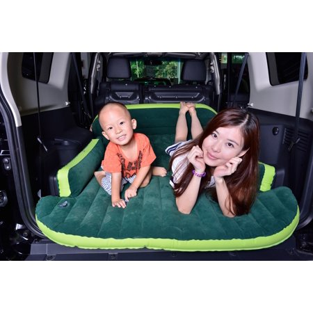 Heavy Duty Inflatable Car Mattress Bed For Suv Minivan