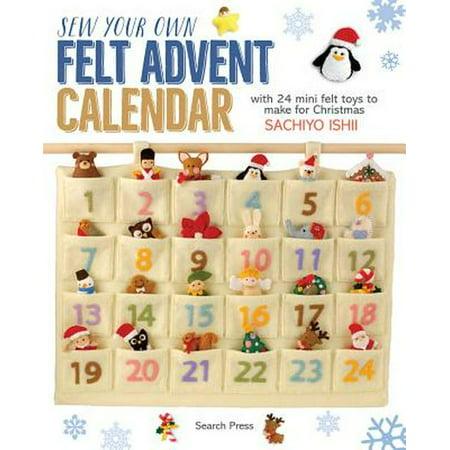 Sew Your Own Felt Advent -