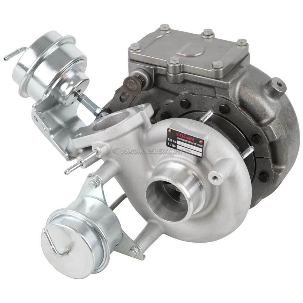 For Acura RDX 2007 2008 2009 2010 2011 2012 Stigan Turbo