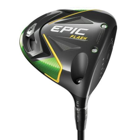 Callaway Golf 2019 Epic Flash Driver, Right Hand, Project X Even Flow Green, 50G, Stiff Flex, 10.5