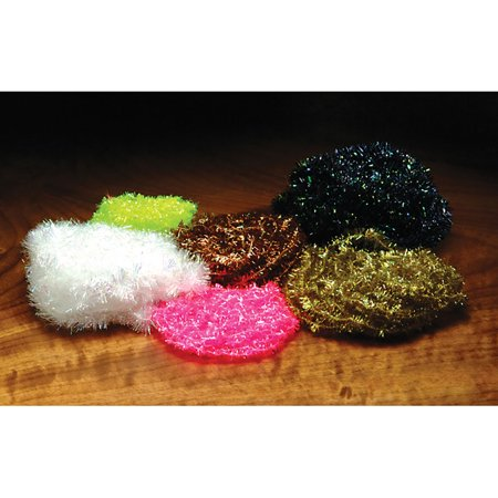 Hareline Cactus Chenille Fly Tying Materials - All Colors & Sizes