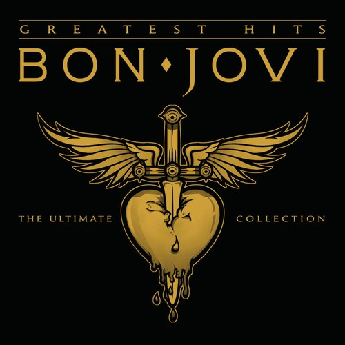 Bon Jovi - Greatest Hits: The Ultimate Collection (Deluxe Edition) (CD)