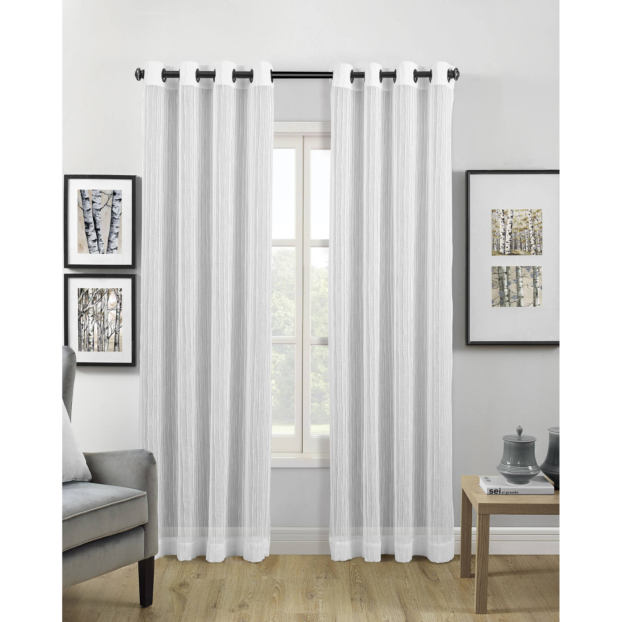 Richloom Zibo Curtain Panel