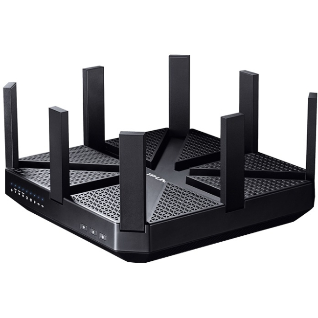 TP-Link AC5400 Wireless WiFi Tri-Band Gigabit Router (Archer C5400) by TP-LINK