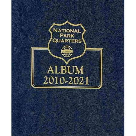 National Park Quarter Album 2010 2021