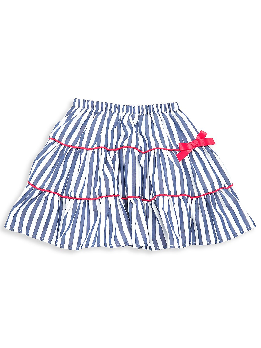 Little Girl's Striped Skirt