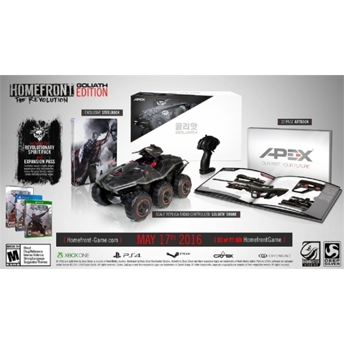 Homefront Revolution Collectors Edition (Xbox One)
