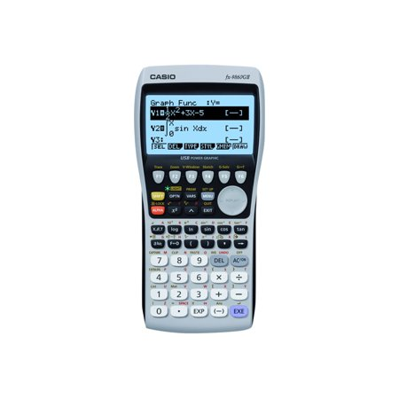 9e8ec782f1fe Casio FX-9860G11 Advanced Graphing Calculator - Walmart.com